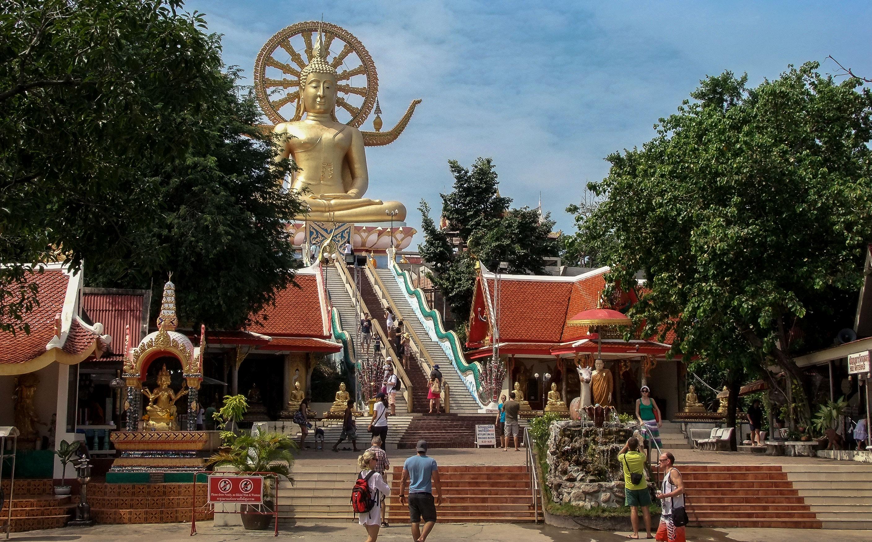 Sehenswürdigkeiten und Ausflugstipps auf Koh Samui Big Buddha