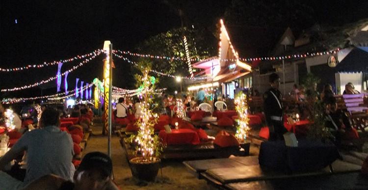 Strandbar Chaweng