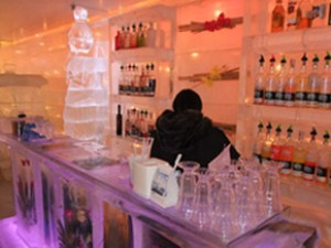 ice bar Chaweng