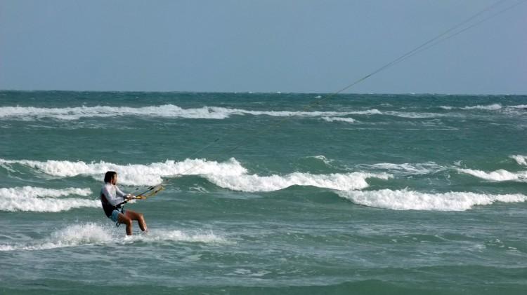 Kitesurfen auf Koh Samui