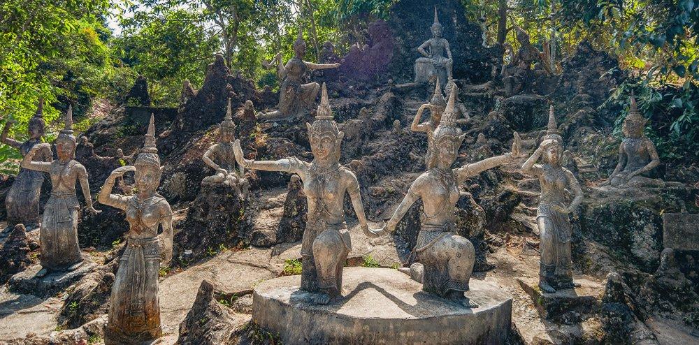 Magic Budhha Garden