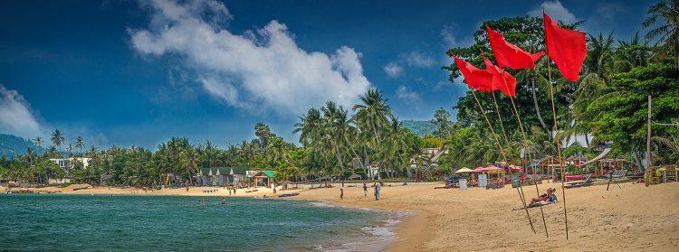 Preisvergleich von Hotels am Mae Nam Beach