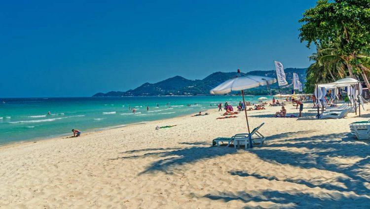 Big Buddha Beach Hotels