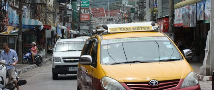 Taxi Koh Samui