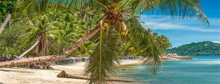 Strandfoto von Koh Samui