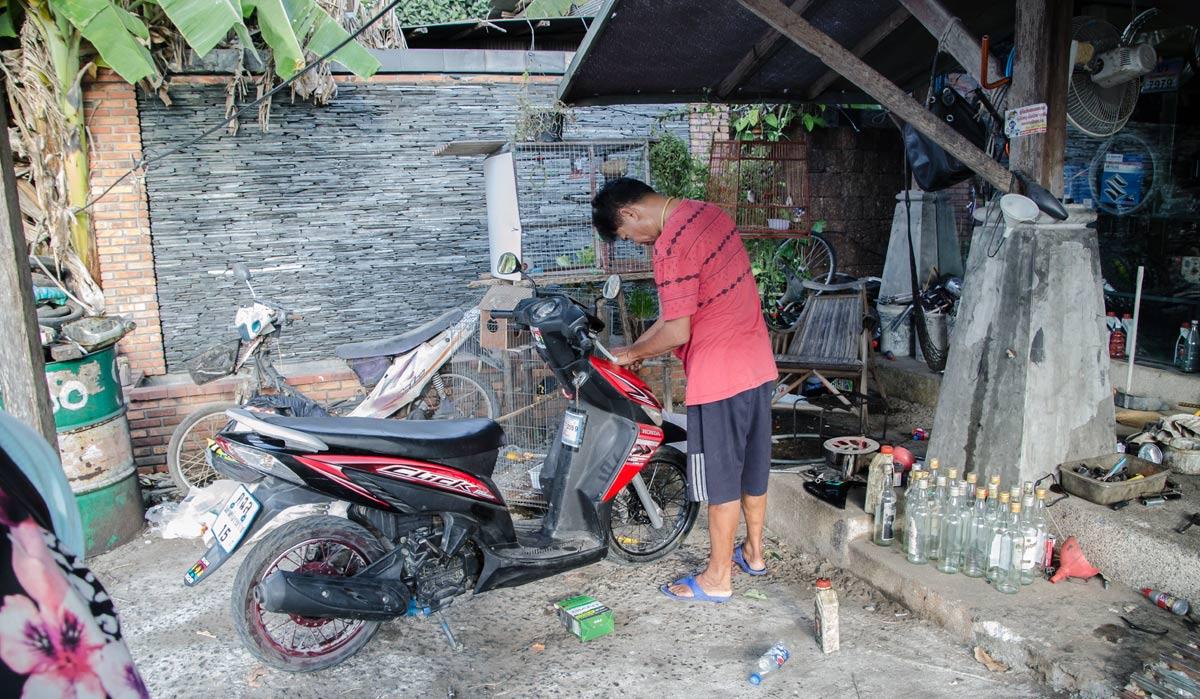 Roller Reperatur Koh Samui