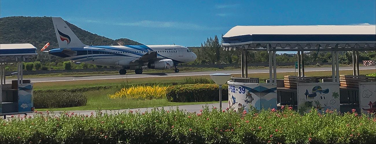 Flughafen Koh Samui