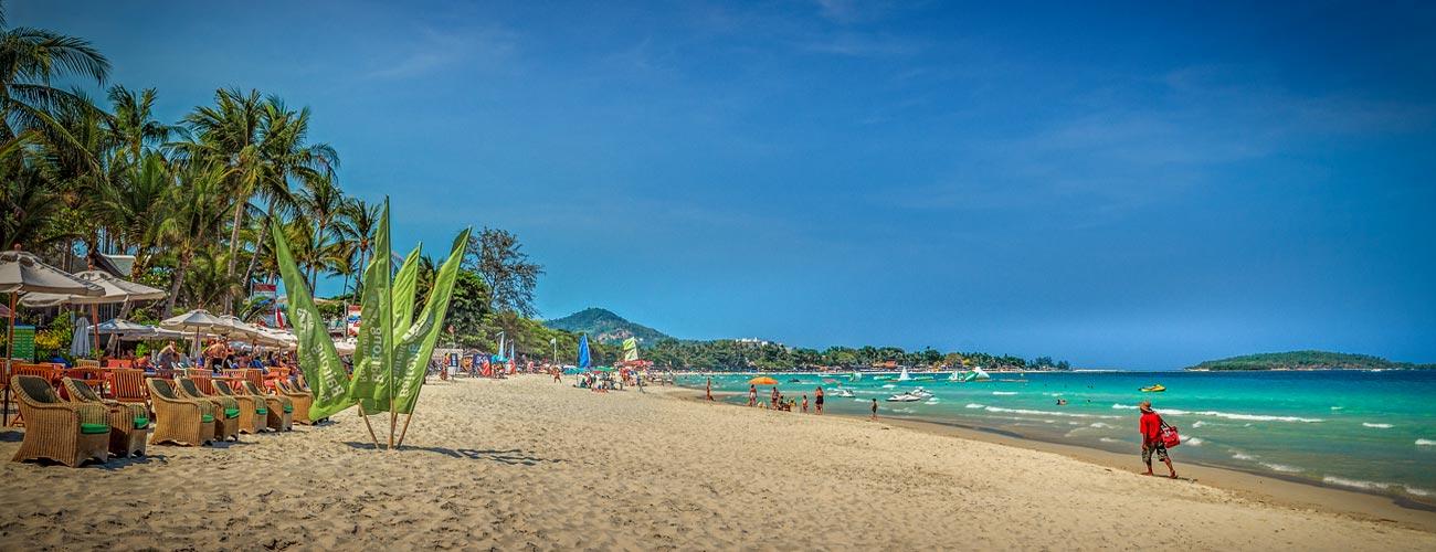 Alles Zum Chaweng Beach Auf Koh Samui