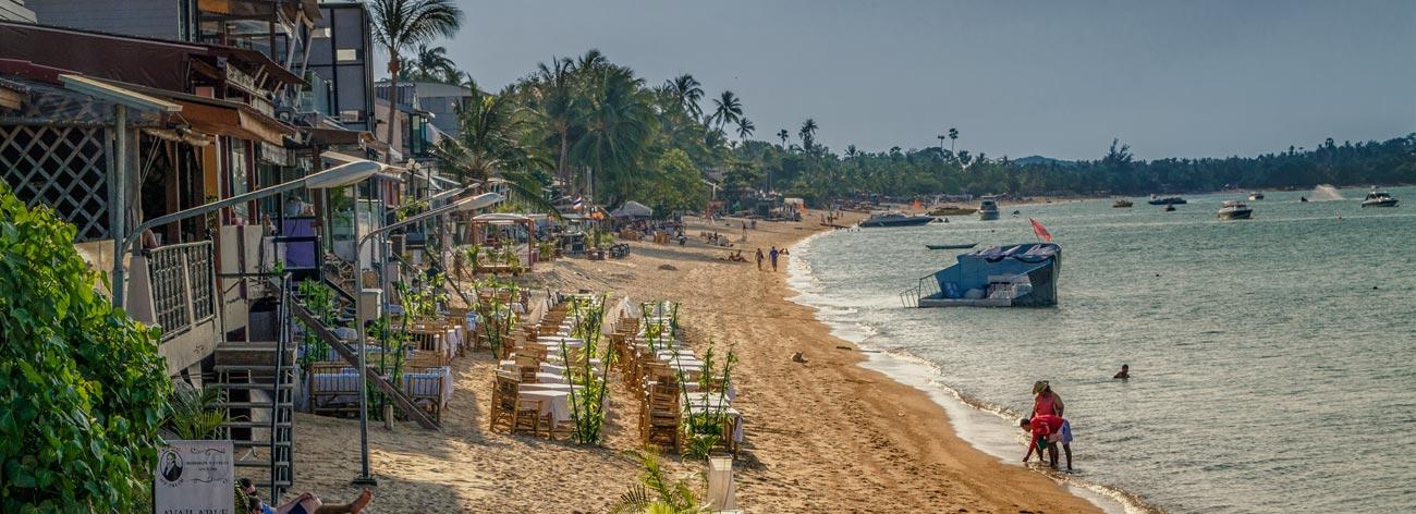 Bo Phut Beach Koh Samui