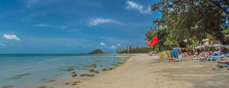 Chongmon Beach