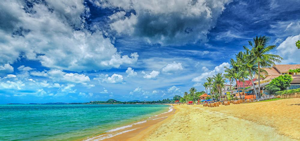 Meanam Beach auf Koh Samui